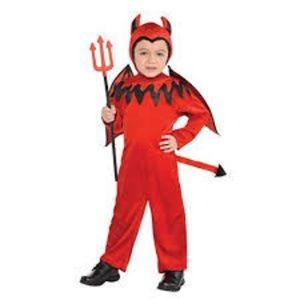Other - Costume: Devil Boy w/ Wings (3PCS)